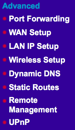 How to Port Forward a Netgear Router (Old Firmware ...