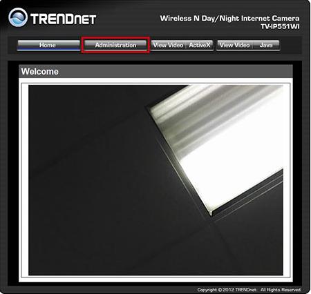 Trendnet Camera 1
