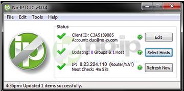no-ip duc v3.0.4 gratuit