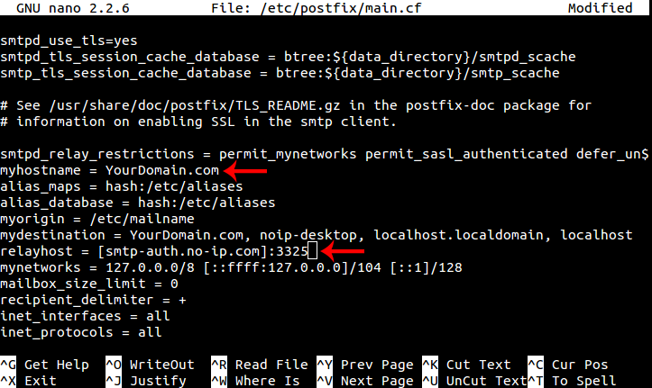 How to Configure Postfix to Work with Alternate Port SMTP | Support