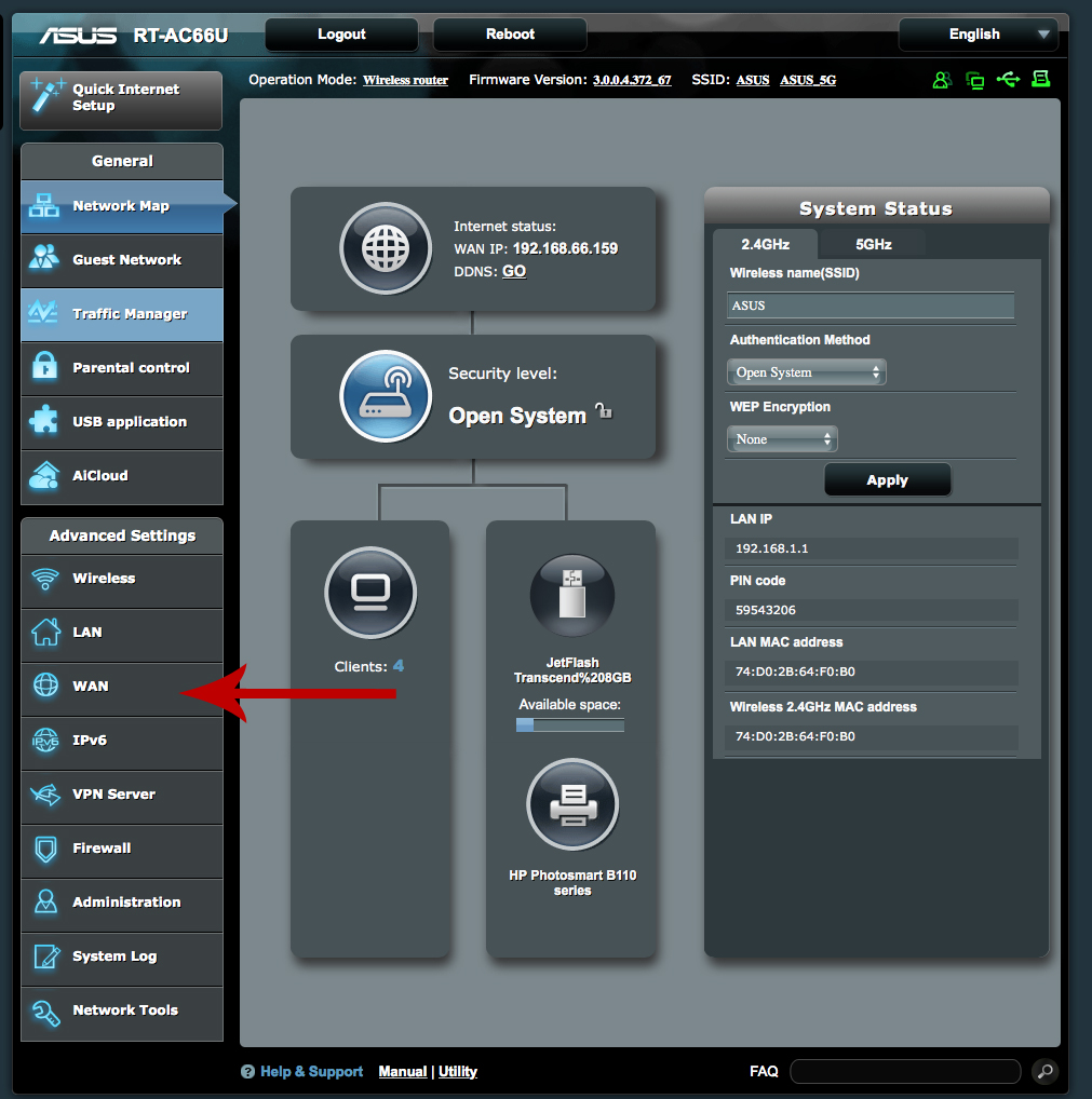 How to Port Forward an ASUS Router | Support | No-IP Knowledge Base