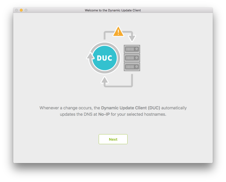 How to Install the Mac DUC 4 x Dynamic Update Client (DUC) | Support